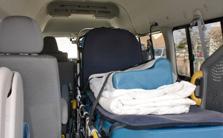 うつのみや介護タクシーの特徴 大人数でも大丈夫です。最も適した車両を車いたします。